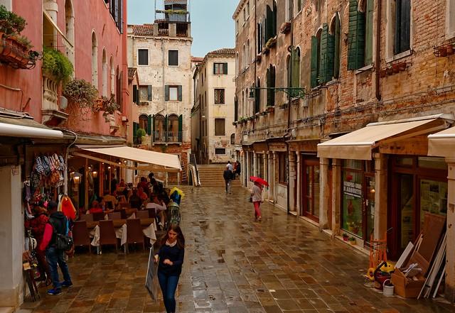 Venezia / Calle dello Spezier