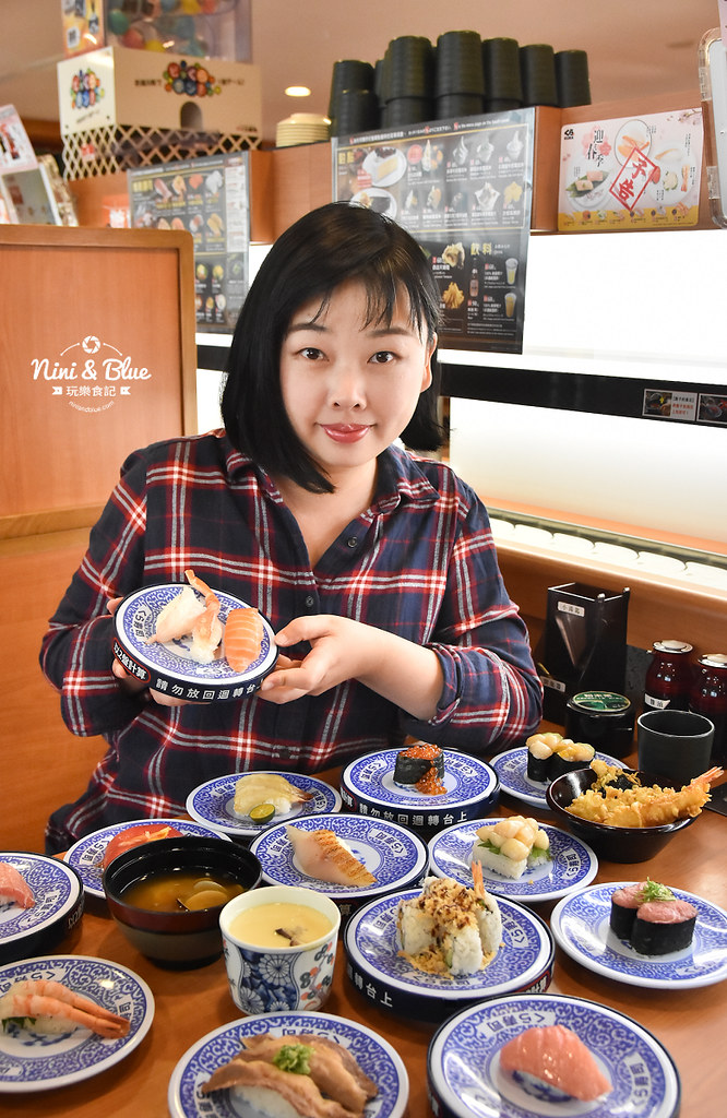 藏壽司 台中SOGO美食 迴轉壽司27