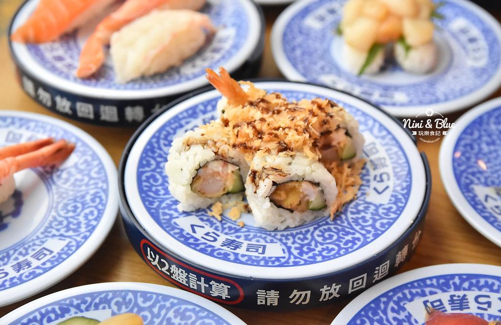 藏壽司 台中SOGO美食 迴轉壽司23