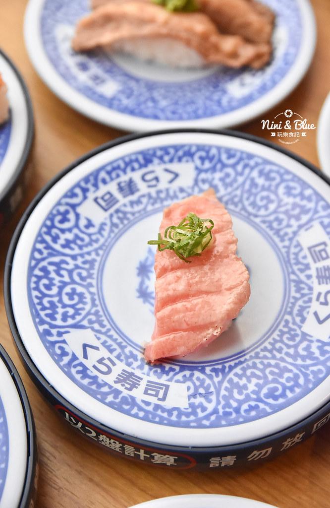 藏壽司 台中SOGO美食 迴轉壽司10