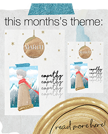This Month's Theme march