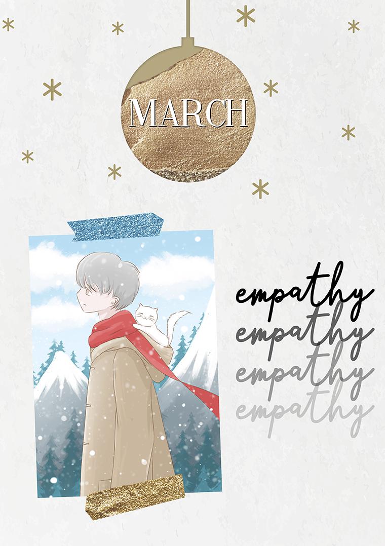 March Empathy