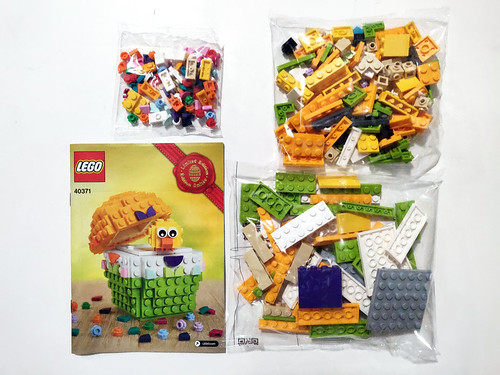 LEGO Seasonal Easter Egg (40371)