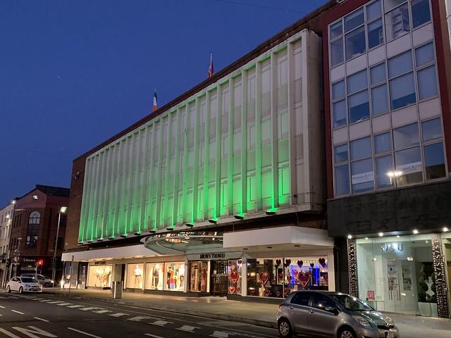 Happy Saint Patrick's Day 2020 - Limerick City, Ireland