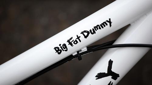 SURLY BIG FAT DUMMY 29+