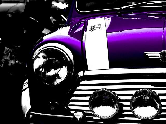 Purple Mini