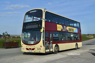 East Yorkshire 704, YX55DHL.