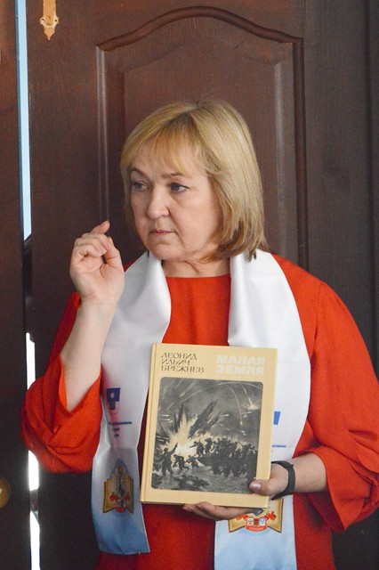 """Литературная акция """"75 книг о войне"""""""