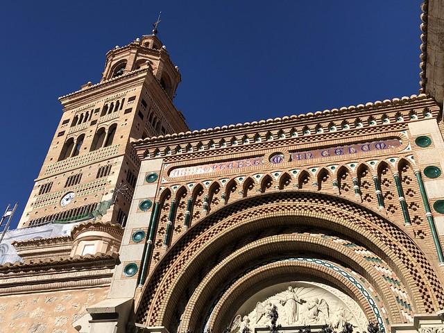 Catedral de Santa María de Mediavilla en Teruel