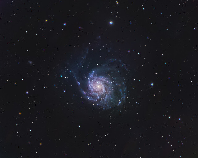 M101 (The Pinwheel Galaxy)