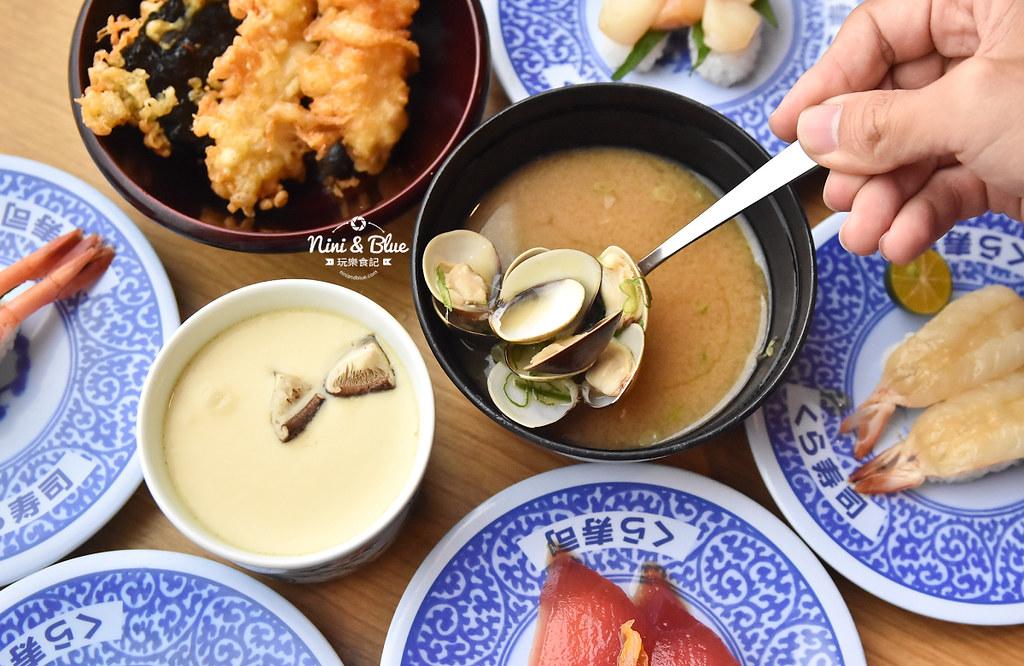 藏壽司 台中SOGO美食 迴轉壽司25
