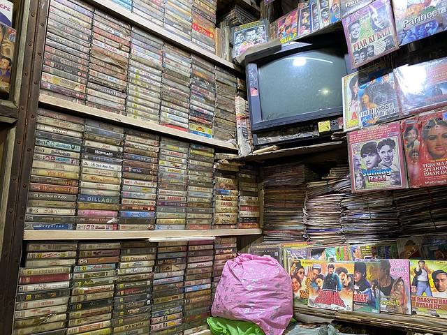 City Hangout - Music Cassette Shop, Madrasa Hussain Baksh Street