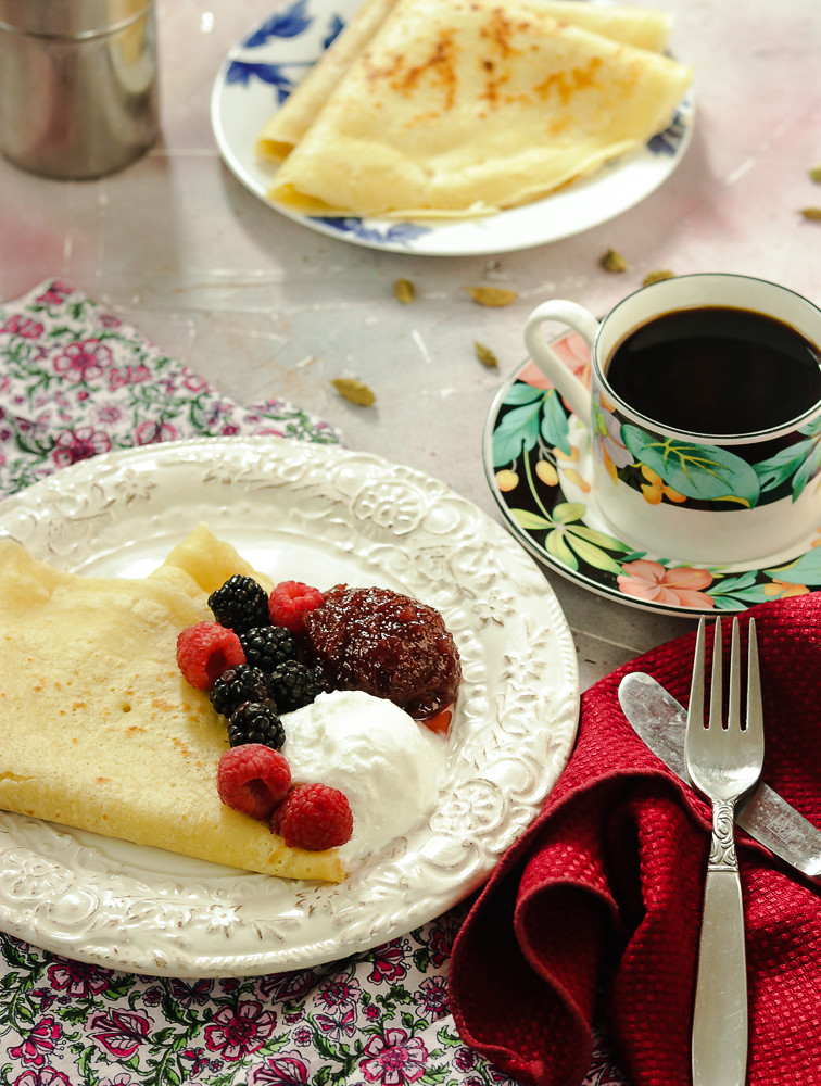 Swedish Pancakes LR