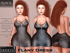 HYPNOSE - FLANY DRESS
