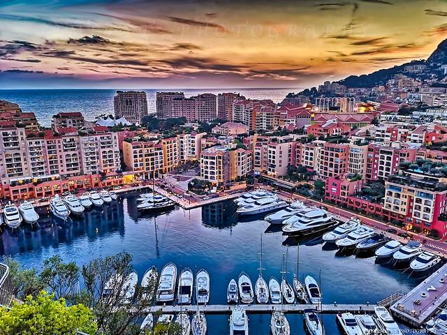 Monaco - Port Fontvielle