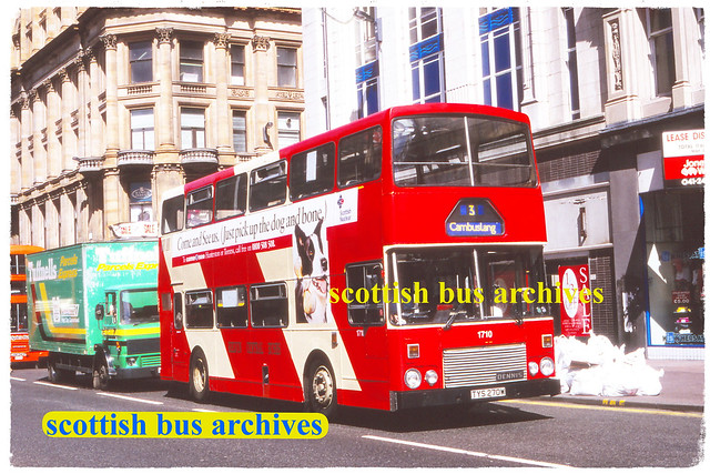 KELVIN CENTRAL BUSES 1710 TYS270W