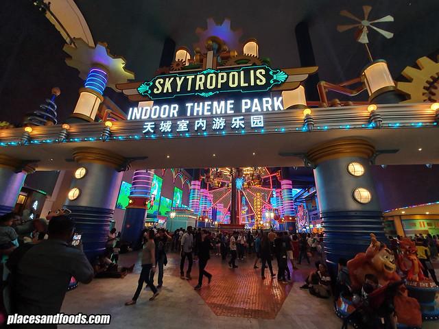skytropolis resorts world genting