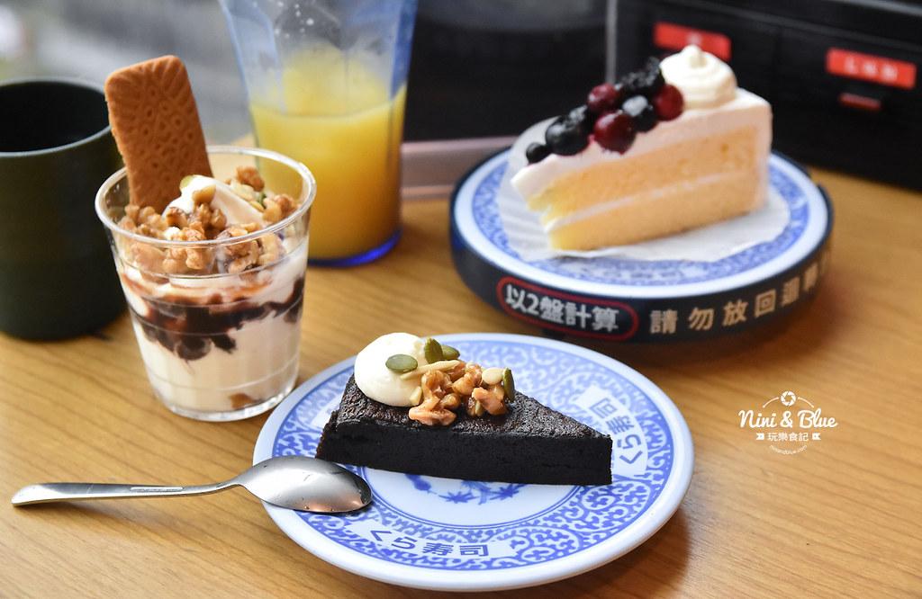 藏壽司 台中SOGO美食 迴轉壽司33