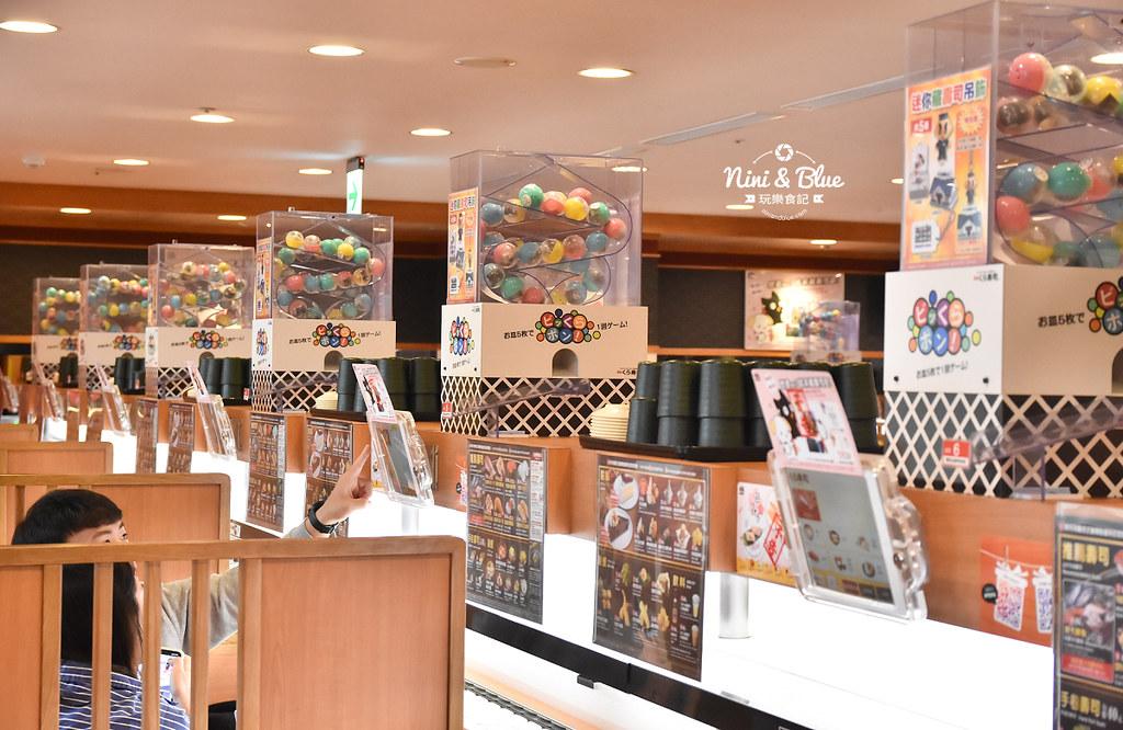 藏壽司 台中SOGO美食 迴轉壽司31