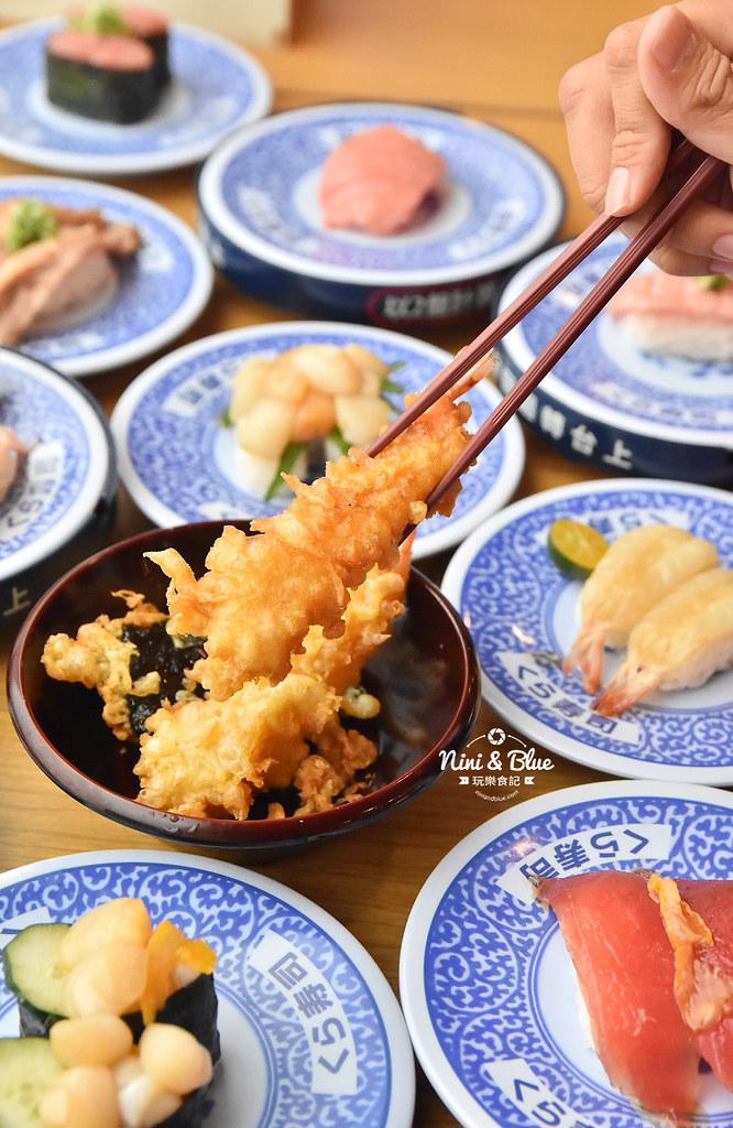 藏壽司 台中SOGO美食 迴轉壽司24