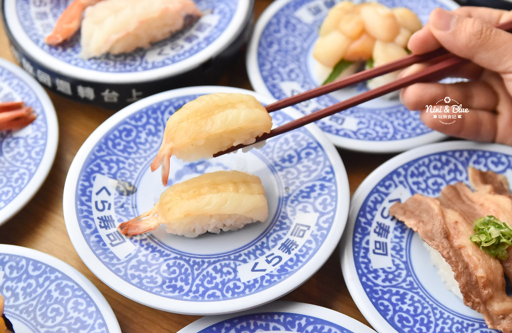 藏壽司 台中SOGO美食 迴轉壽司18