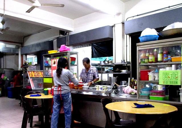 Ming Xuan Corner stall