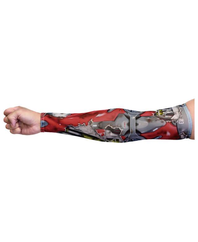 機械義肢再進化!EPOCH「機械手臂袖套」第二彈 轉蛋(サイボーグアーム2)全六種