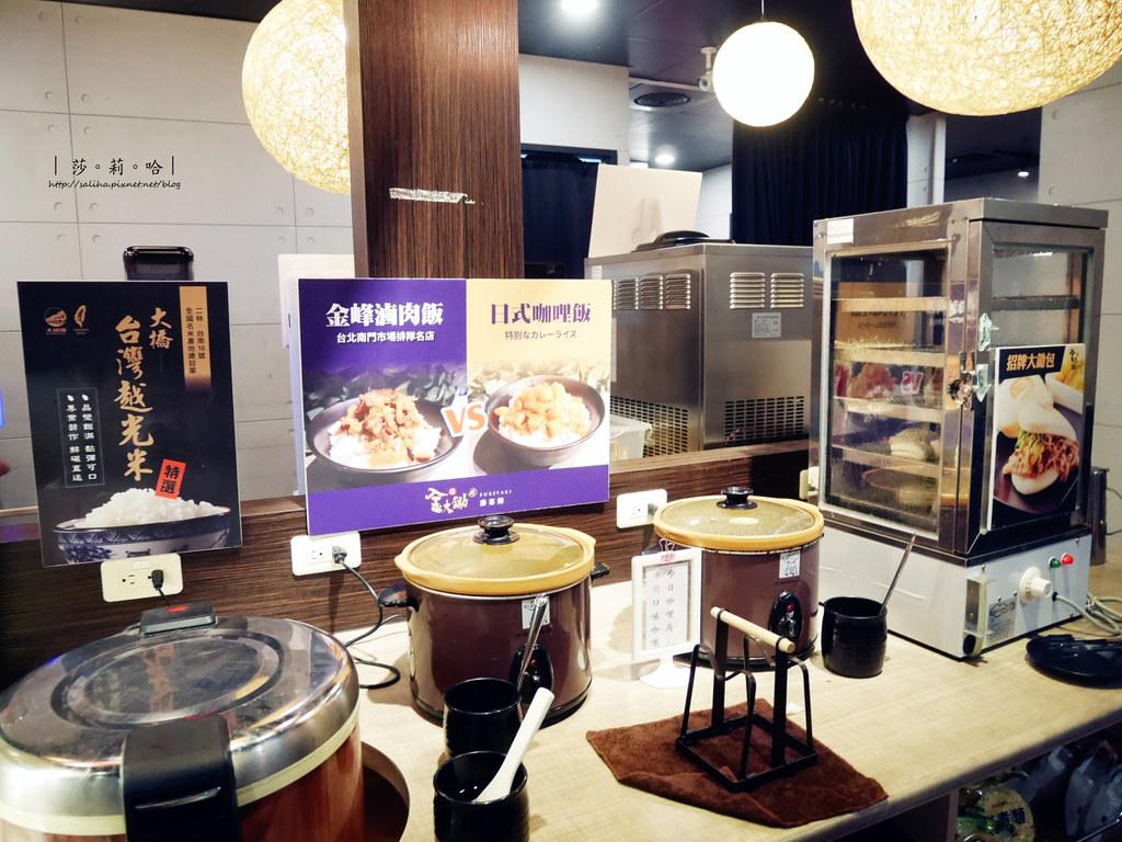金大鋤壽喜燒SUKIYAKI吃到飽府中店當月當日壽星優惠生日 (5)