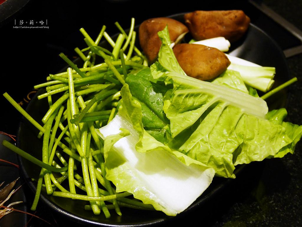 板橋府中站餐廳金大鋤壽喜燒SUKIYAKI吃到飽平價火鍋麻辣鍋 (5)