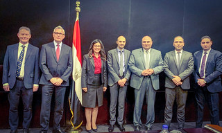 Egypt receives support from Global Forum on Tax Transparency and the UK for the preparation of its peer review