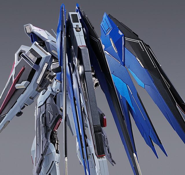 新規造型即將發表!METAL BUILD《機動戰士鋼彈SEED》ZGMF-X10A 自由鋼彈(フリーダムガンダム) CONCEPT 2