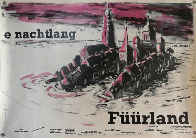 E Nachtlang Füürland (Plakat)