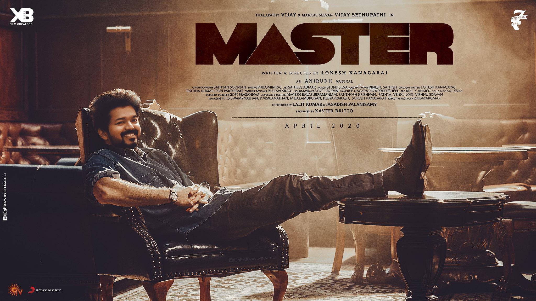 Master Movie Thalapathy Vijay 4k High Resolution Stills Free Download Wazimtech