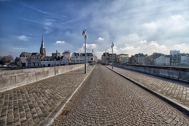 Maastricht during corona virus