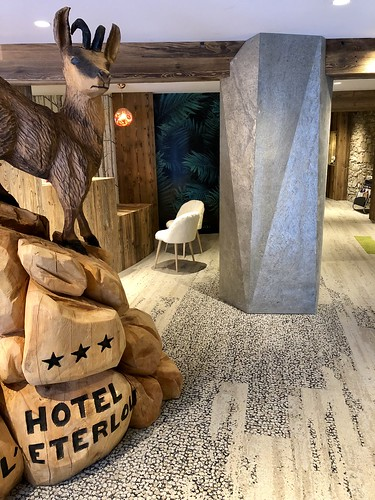HOTEL ETERLOU MERIBEL
