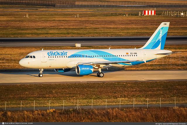[TLS.2008] #Clickair #XG #Airbus #A320 #EC-KMI #awp