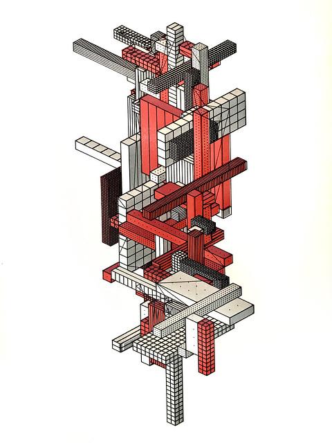 PRINTS - Isobox Series