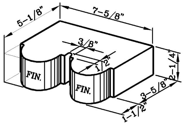 Accent Stretcher Modular