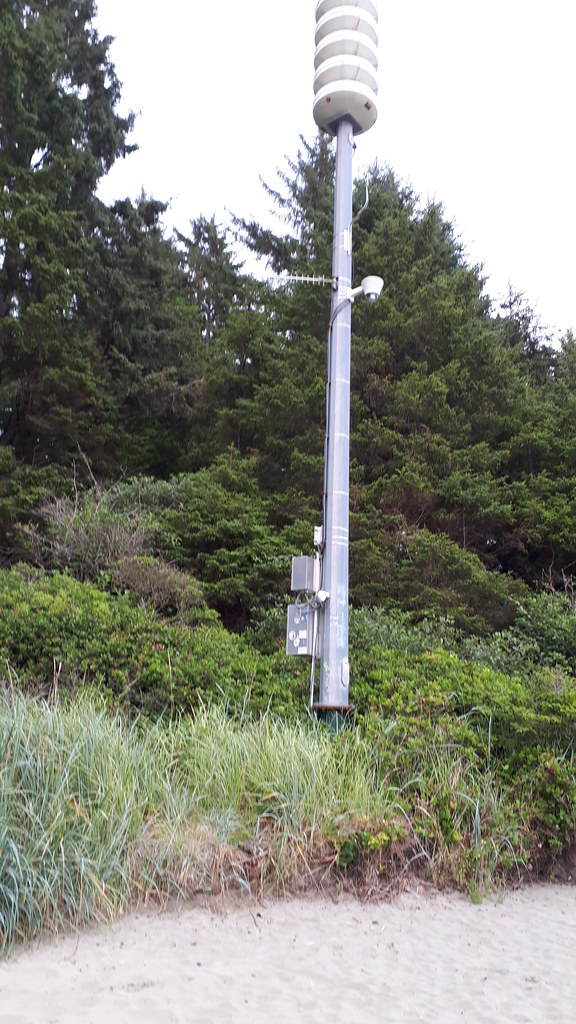 tsunami warning siren uculelet columbia canada