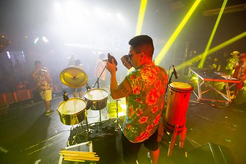 Orquestra Aerofônica / Foto: Caio Brito