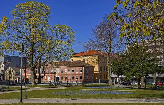 Kristiansand katedralskole.