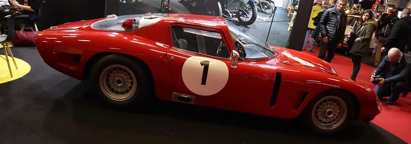 Bizzarrini Iso Grifo A3/C Competizione Bertone 1965 -  Retromobile Paris 2020 49669733921_3ce1e4a850_c