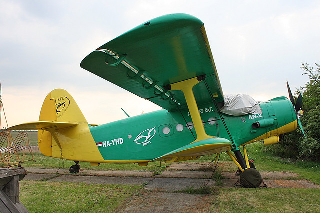 PZL Mielec AN-2 - HA-YHD - s/n 1G187-36 - LHBS-2007