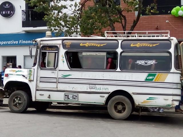 Chevrolet Superior Micro - Ex-Transoriente