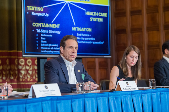 Governor Cuomo Announces Three-Way Agreement with Legislature on Paid Sick Leave Bill
