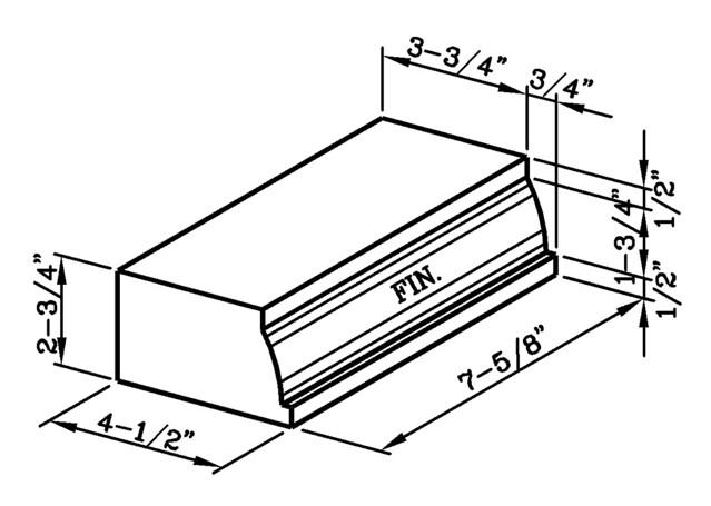 Watertable Stretcher Jumbo Standard