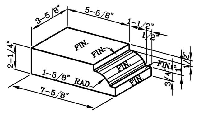 Watertable Header Modular