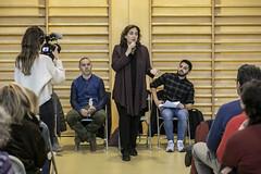 dv., 06/03/2020 - 18:46 - Trobades amb l'alcaldessa: Camp d'en Grassot i Gràcia Nova