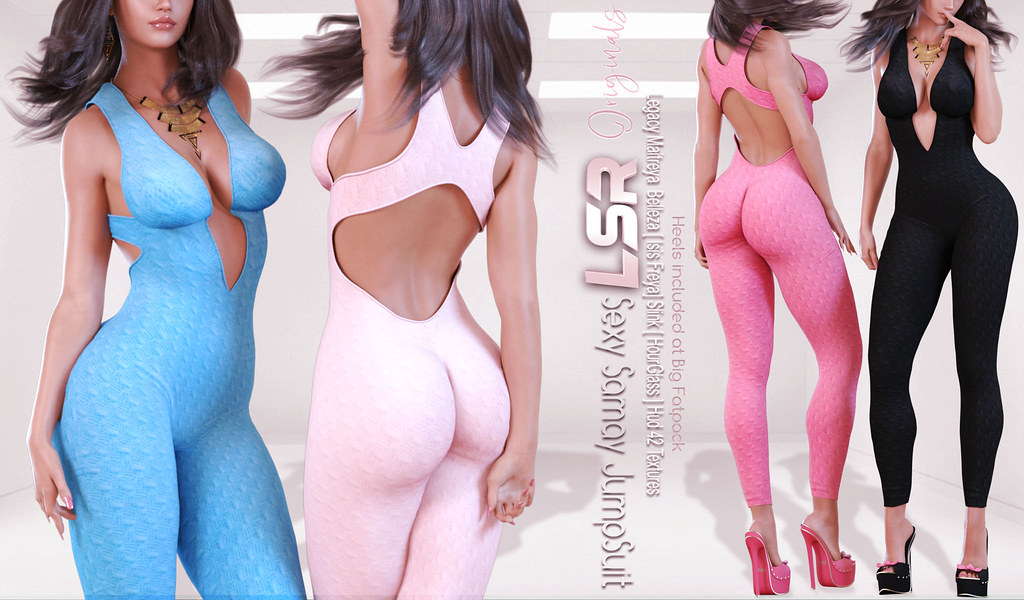Sexy Samay JumpSuit