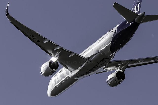 CPH / SE-RSB / Airbus A350-941 SAS Scandinavian Airline System